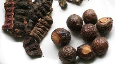 الشيكاكاي بودرة نباتية هندية تُغني عن الشامبو والصبغة
