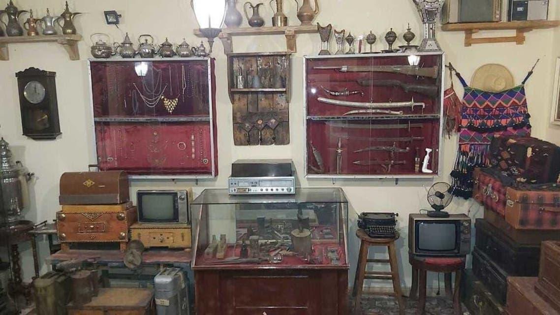 KSA: Saudi person convert his home Into a Museum