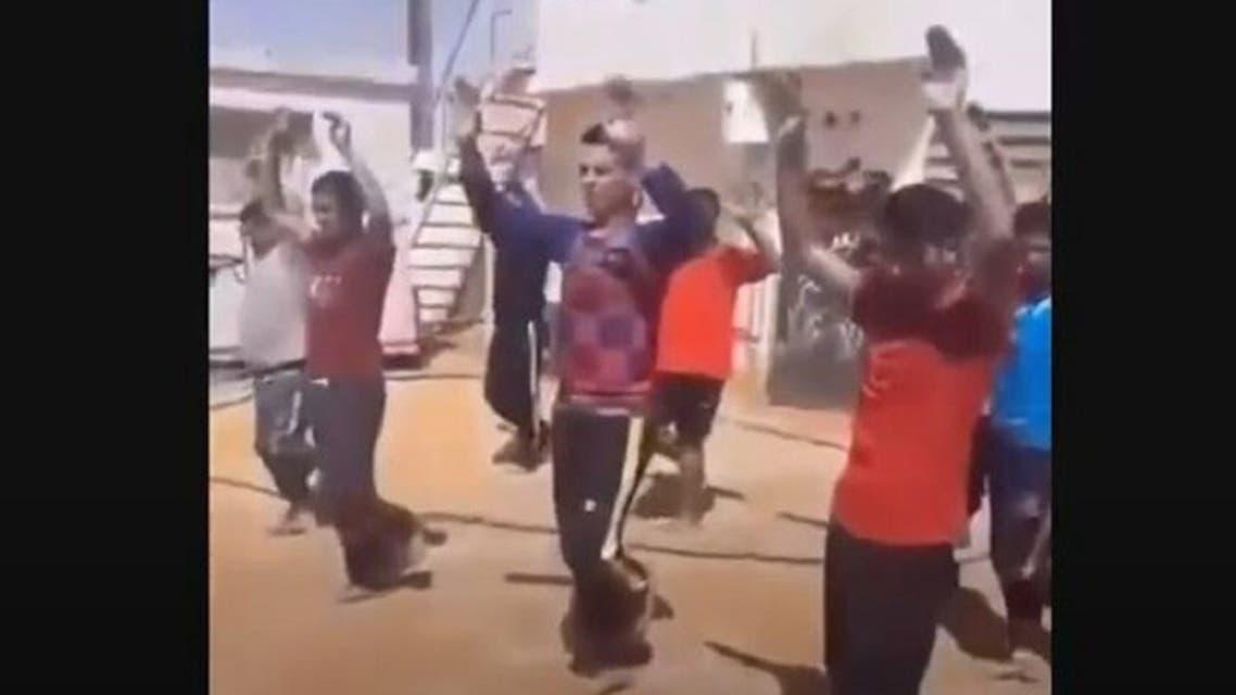 تعذيب مصريين في ليبيا