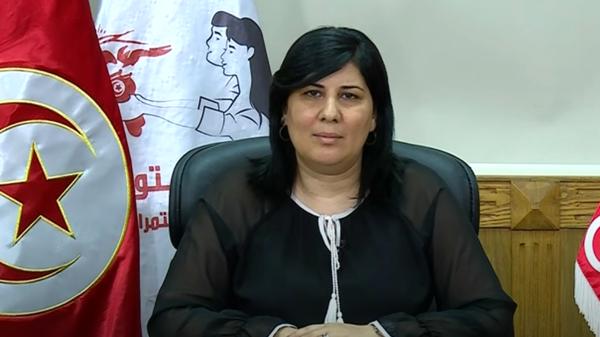 عبير موسي لإخوان تونس: سنزلزل الأرض تحت أقدامكم