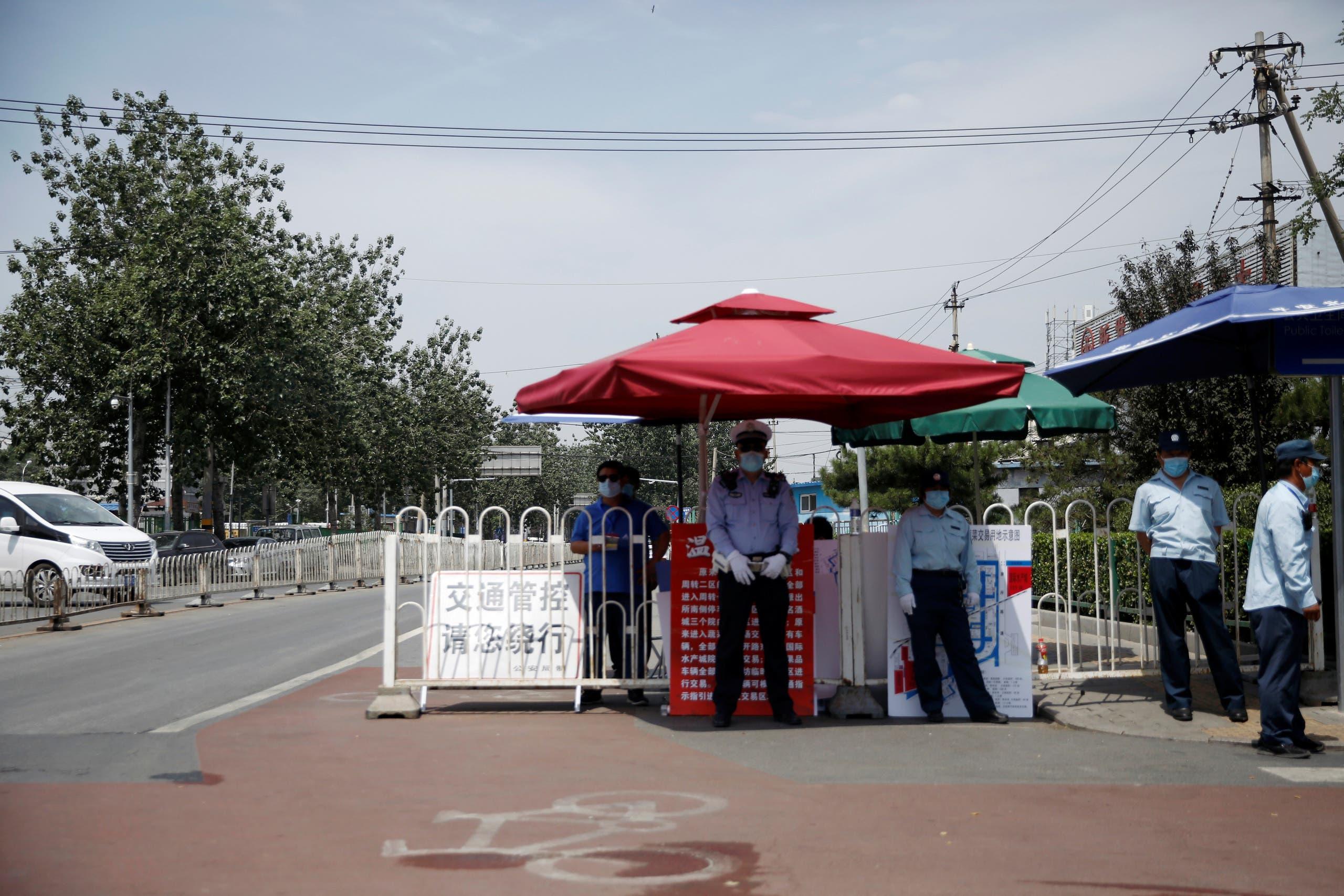 من بكين (رويترز)