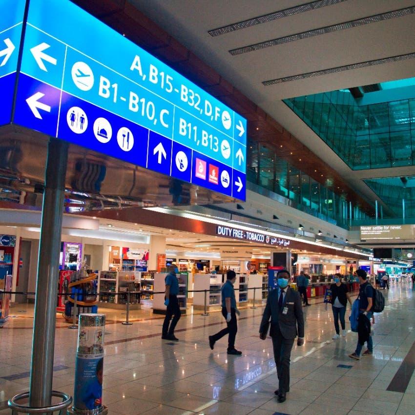 هيئة الطيران: فحص كورونا غير إلزامي لجميع زائري دبي