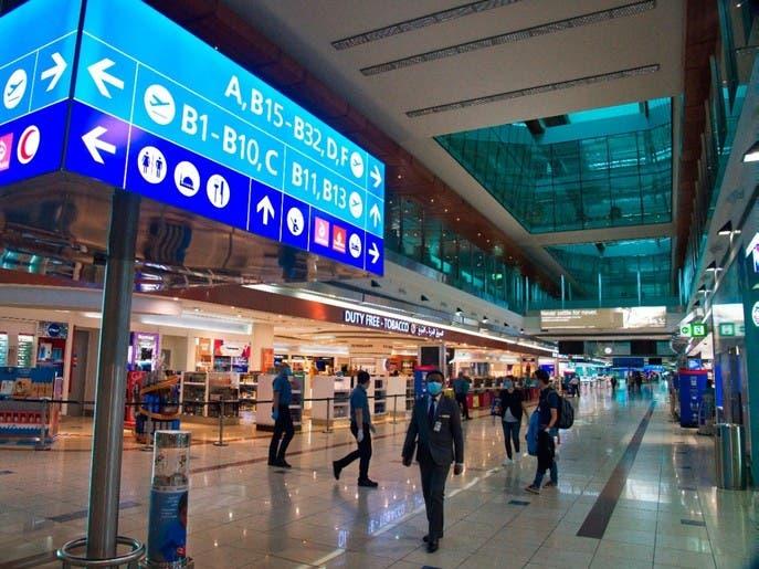تعديل إجراءات السفر عبر منافذ دبي