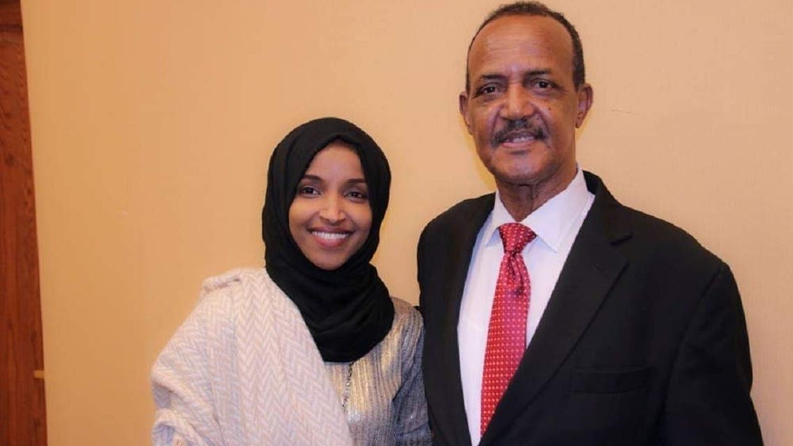 Father of Somalia-born US Representative Ilhan Omar died on Monday night of complications from the novel coronavirus. (Twitter)