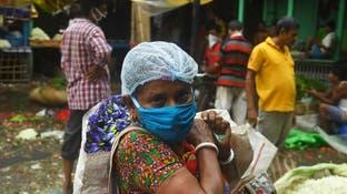 الهند: تجاوز عدد الإصابات اليومية بكورونا 50 ألف حالة