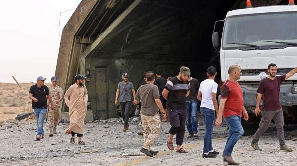 """بعد """"خسائر كبيرة"""".. انسحاب قوات تركيا من قاعدة الوطية"""