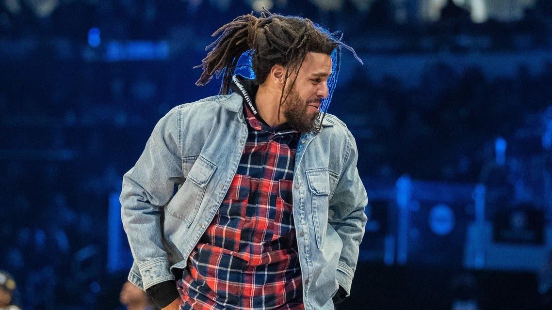 American rapper J. Cole. (File photo: Reuters)