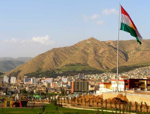 كردستان العراق - محافظة دهوك أرشيفية