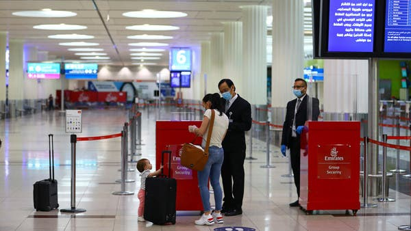 Coronavirus Dubai Airport Issues Guidelines For Travelers As Flights Set To Begin Al Arabiya English