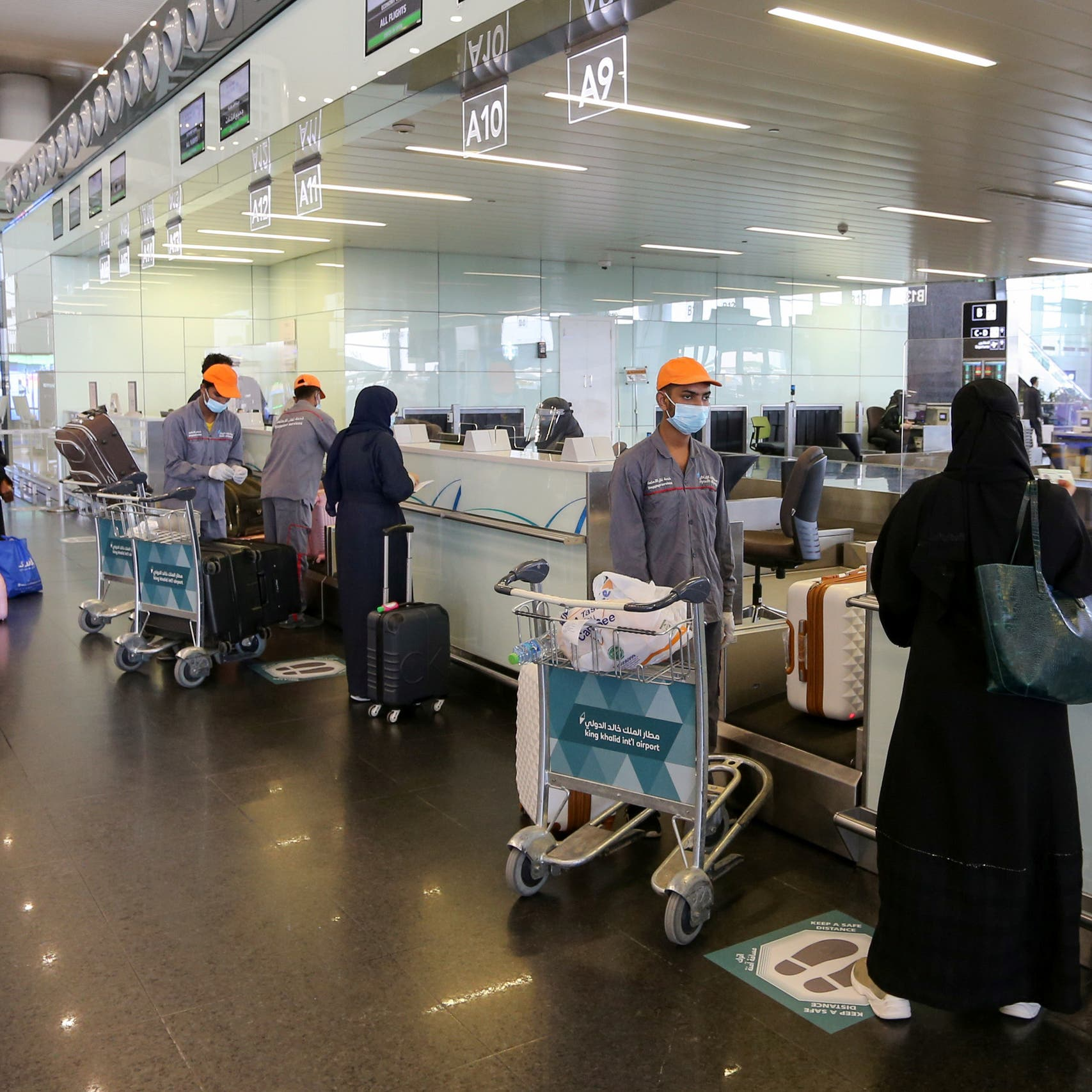 Saudi Arabia lifts travel ban for expatriate residents from 20 countries
