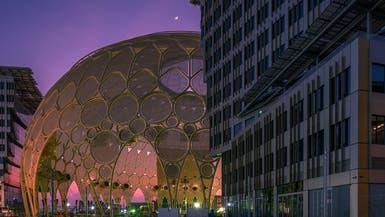 """شرطة دبي تكشف حقيقة حريق مبنى في موقع """"إكسبو"""" وتُعيد محاكاته"""