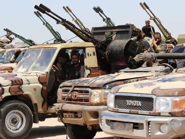 الجيش الليبي: ملتزمون بوقف النار.. ونحذر ميليشيا الوفاق