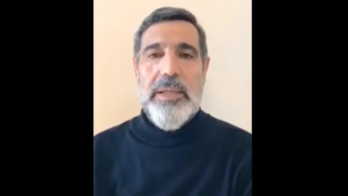 Gholamreza Mansouri. (Twitter)
