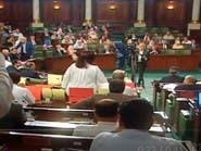 عبير موسي: نرفض رفع صورة لسياسي إخواني وغير تونسي ببرلمان تونس