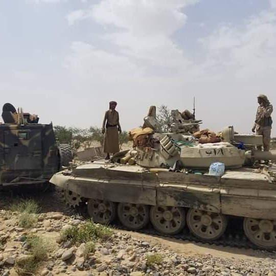 مقتل وإصابة عشرات الحوثيين بهجوم للجيش في البيضاء