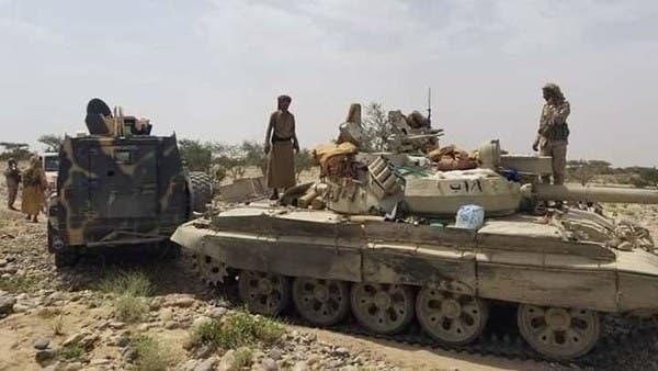 الجيش اليمني يسيطر على مناطق جديدة في الجوف ونهم