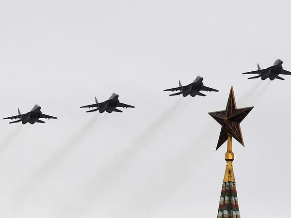 روسيا تعترض قاذفتين أميركيتين فوق بحر أوخوتسك