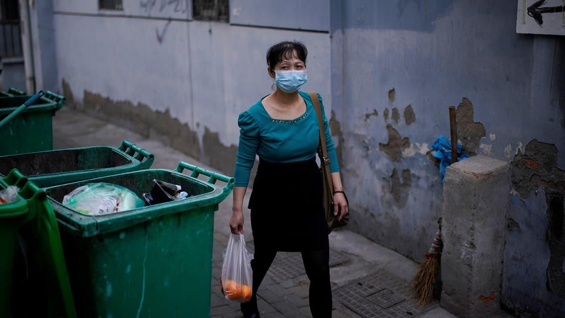 كورونا من الصين