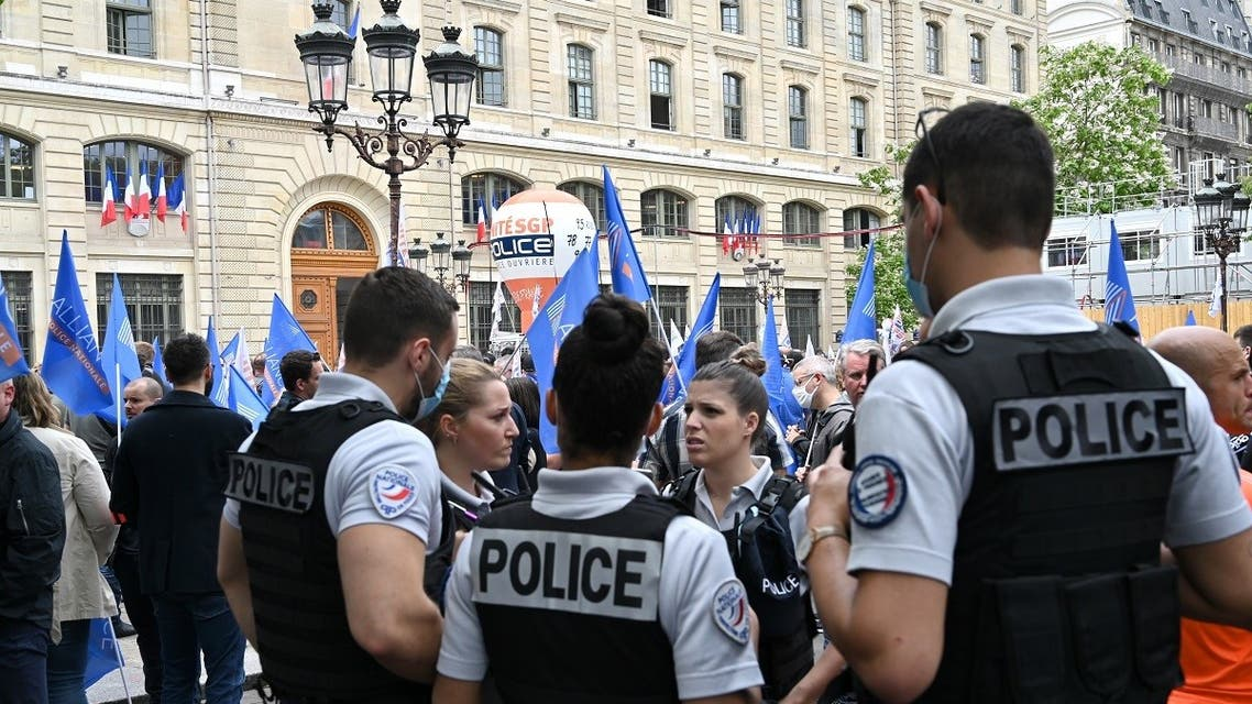 Paris police - AFP