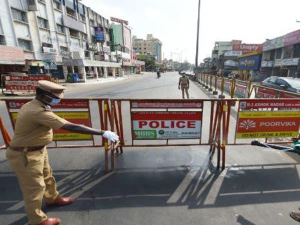 الهند.. إصابات كورونا قياسية وعزل عام بمدن كبرى