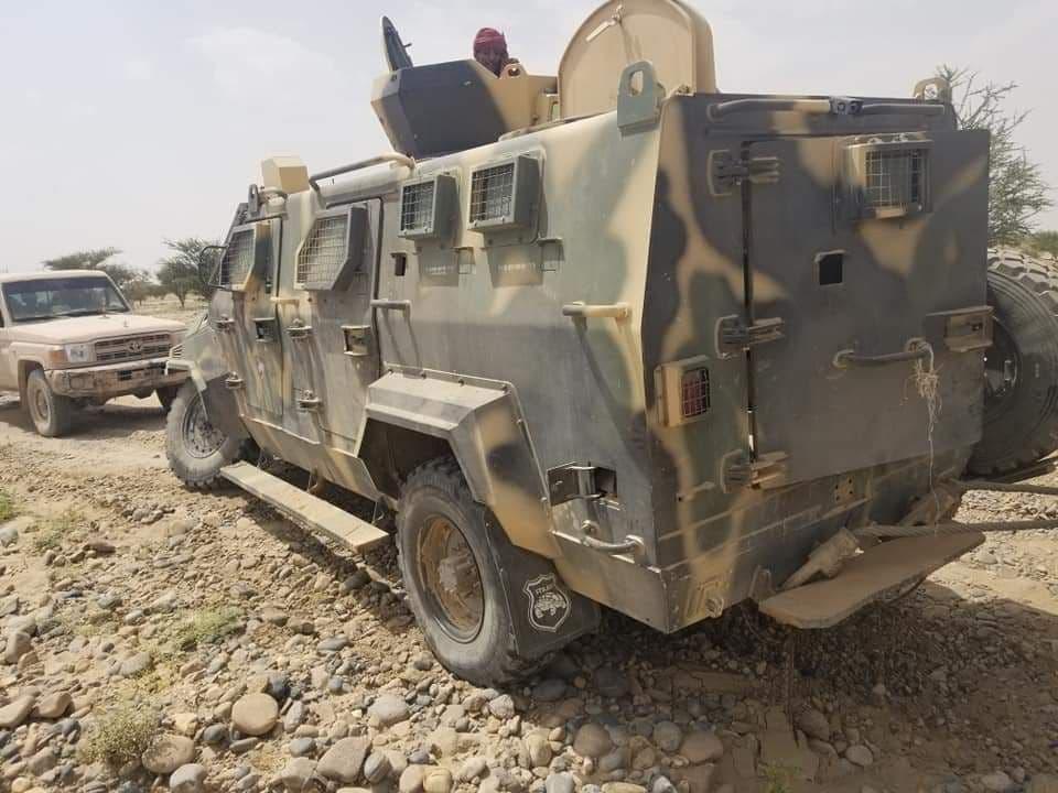 الجيش اليمني في جبهة نهم شرق صنعاء (أرشيفية)