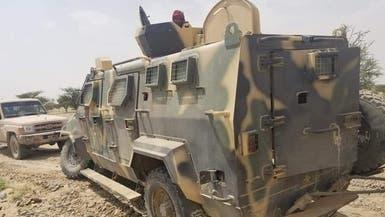 فيديو.. كمين للجيش اليمني على الحوثيين في جبهة نهم