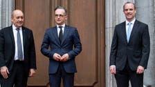 فرانس، جرمنی اور برطانیہ نے ایران پر اسلحے کی پابندی کی توسیع کی حمایت کردی