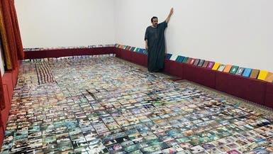 قصة سعودي جمع 3 آلاف صورة توثق حياة قريته القديمة