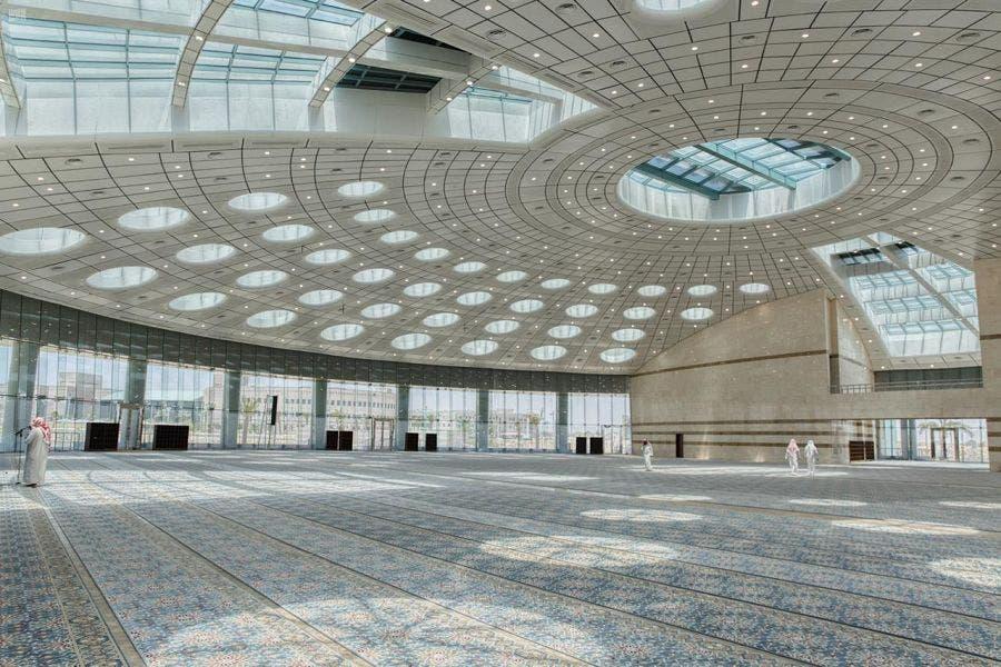 397f41aa 4c3c 459c 9bdb e02424cd9054 - مسجد جامعة تبوك مزيج بين الحضارة والحداثة
