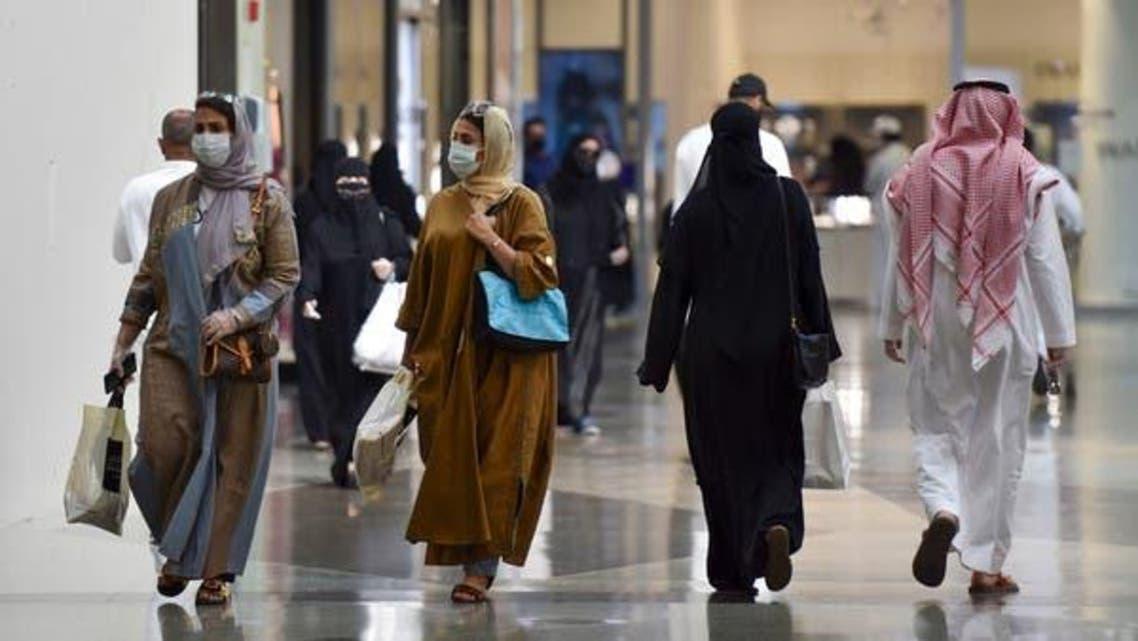 Saudi Arabia CoronaVirus Shoping