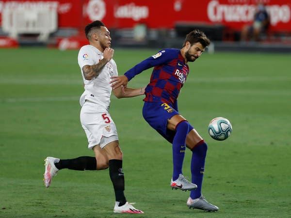 """بيكيه: الفوز بالدوري سيكون """"صعباً"""" على برشلونة"""