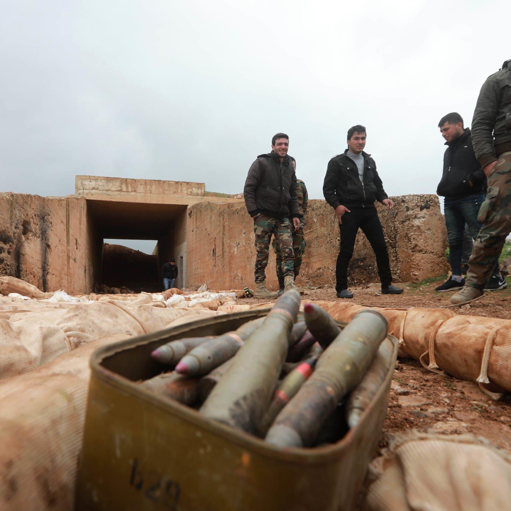 سوريا.. مقتل 9 مقاتلين موالين للنظام بتفجير في درعا