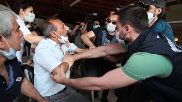 رغم الاعتقالات.. حزب معارض: مستمرون بحملتنا ضد أردوغان