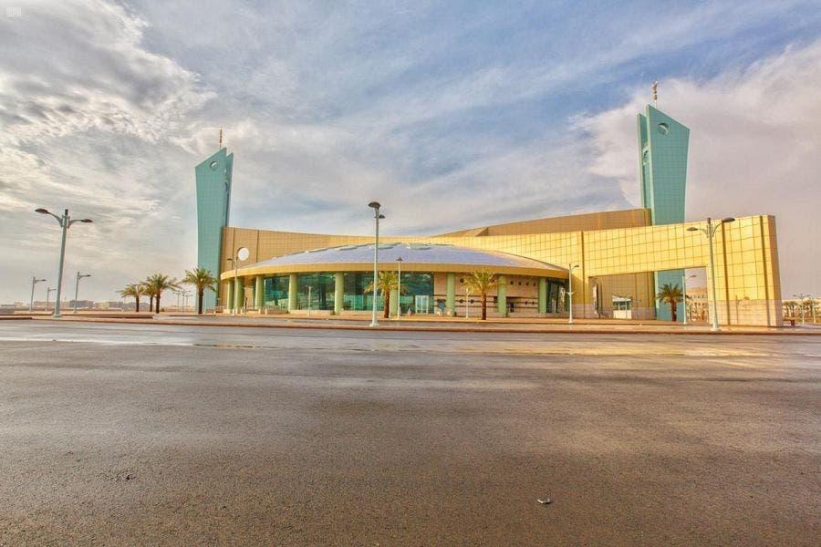 b10af260 7350 4dfb 8aca 9cf474f89cbf - مسجد جامعة تبوك مزيج بين الحضارة والحداثة