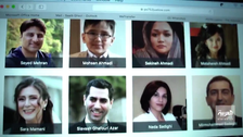 Canadian families of Ukrainian plane shot down in Iran vow 'not to remain silent'
