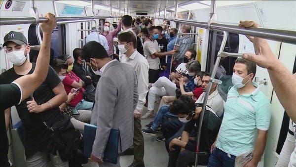 وفيات كورونا بإيران تتخطى 33 ألفاً مع معدلات قياسية جديدة