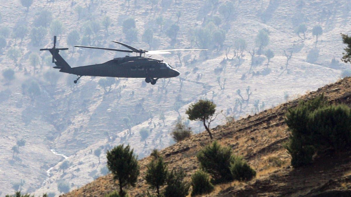 تركيا تعلن انتهاء عمليتها العسكرية شمال العراق