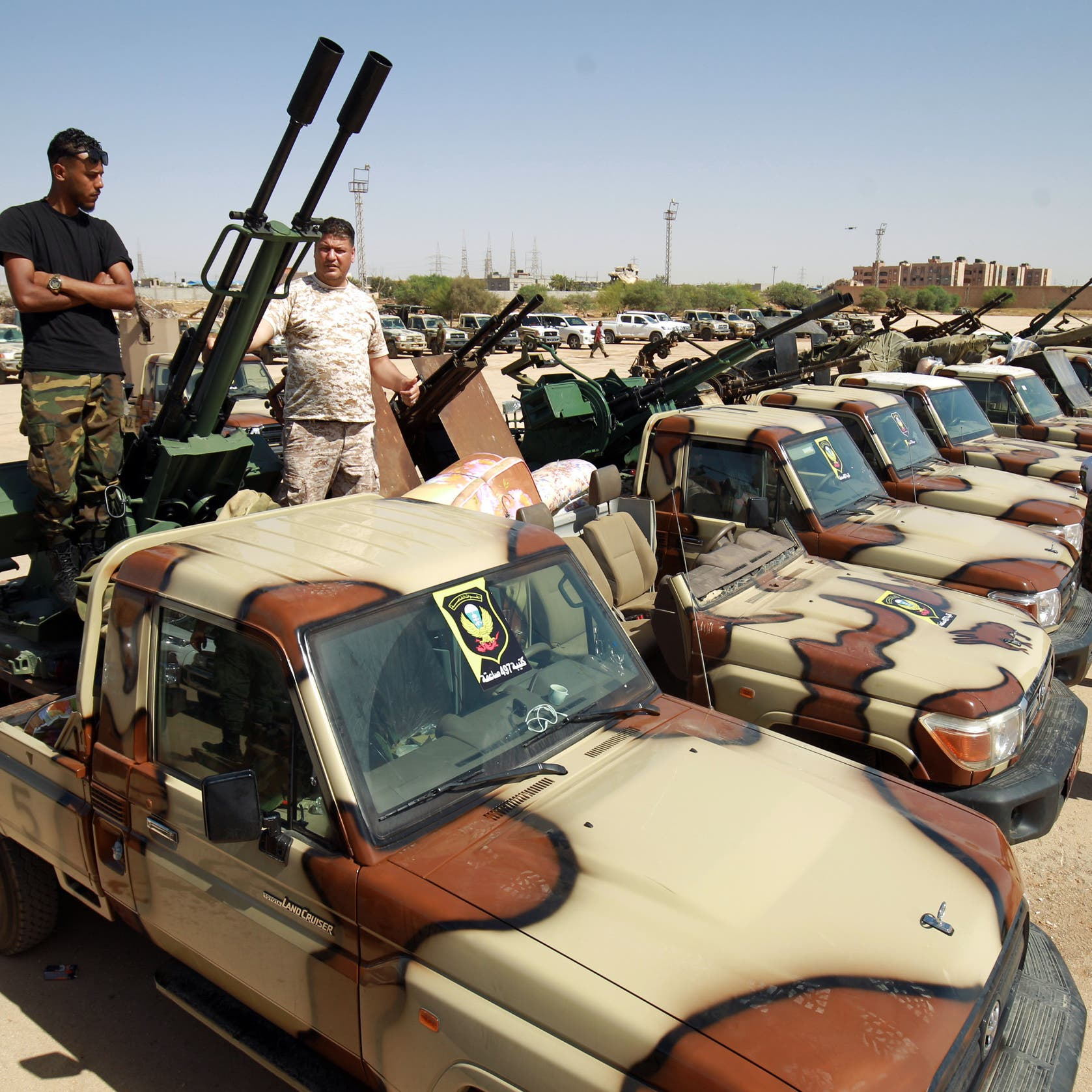 الجيش الليبي: إخراج المرتزقة والأتراك شرط لأي اتفاق