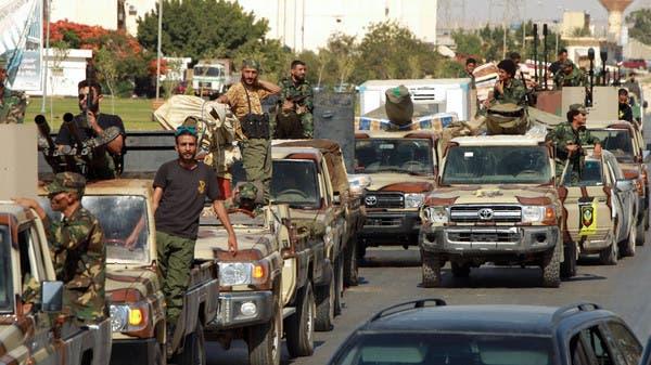 الجيش الليبي يشترط وقف نقل المرتزقة ضمن مبادرة الحل
