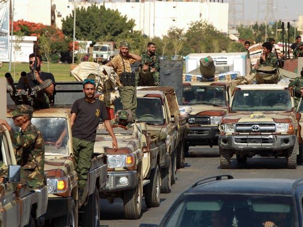 البرلمان الليبي: الجيش مكلف بحماية آبار النفط
