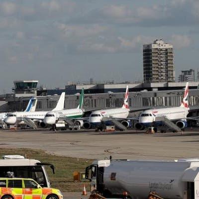 """مطار """"لندن سيتي"""" يستأنف نشاطه.. سعي بطيء لخفض الإغلاق"""