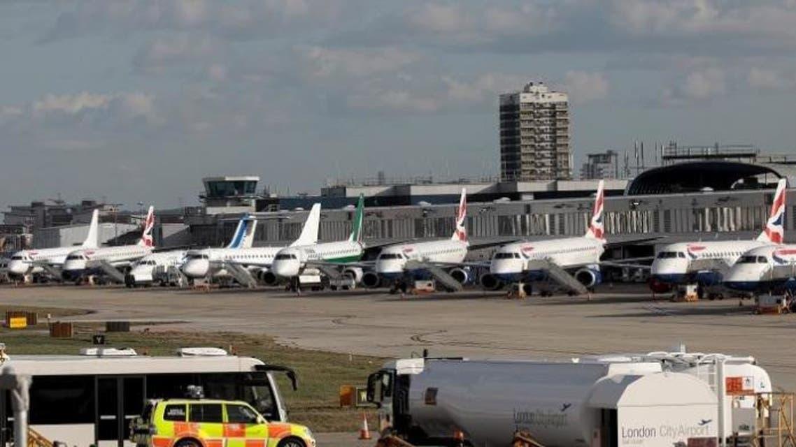 مطار لندن سيتي