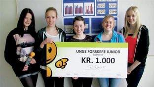 اکتشاف دانشآموزان دانمارکی: گیاهان در نزدیکی مودم رشد نمیکنند