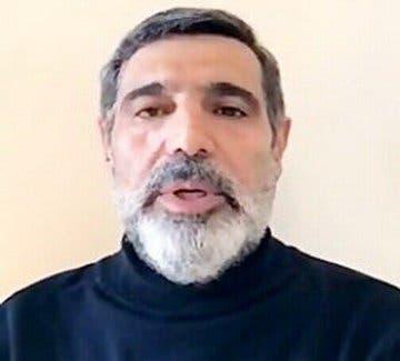 غلام رضا منصوري