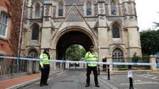 برطانیہ : تین افراد کی ہلاکت کا واقعہ دہشت گردی قرار،مشتبہ لیبی حملہ آور زیر حراست