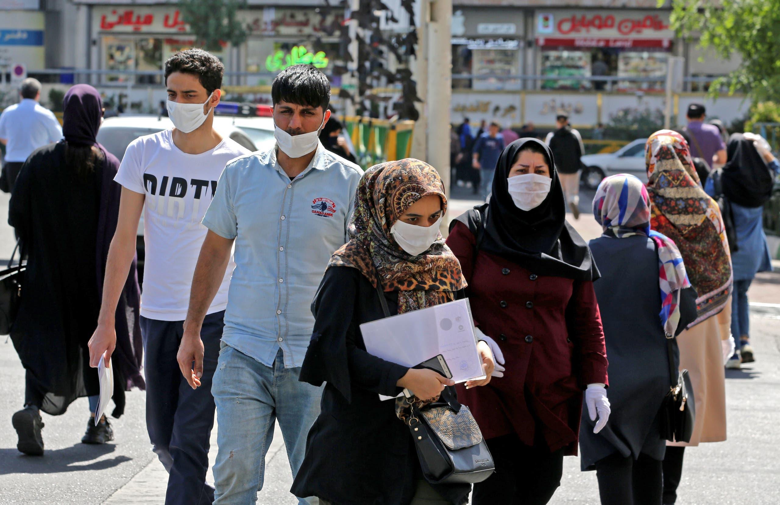 من طهران يوم 16 يونيو