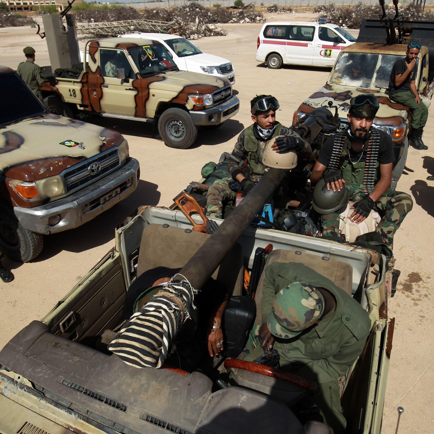 بوادر تصعيد عسكري في ليبيا.. تحشيد للوفاق واستنفار للجيش