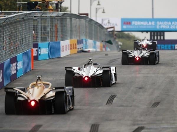 """الدرعية من جديد .. سباق """"فورومولا أي"""" فبراير 2021"""