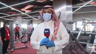 """نشرة الرابعة   شاهد عودة الأنشطة التجارية في السعودية للعمل بعد إغلاق """"كورونا"""""""