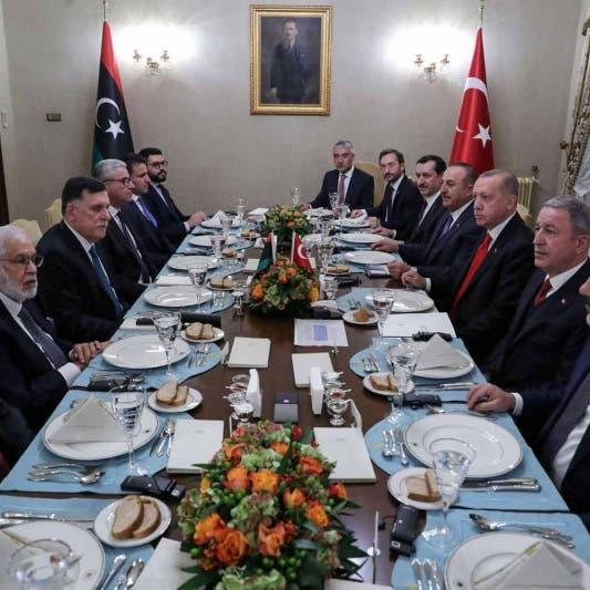أطماع تركيا في ليبيا.. شركات ومشاريع إعادة إعمار